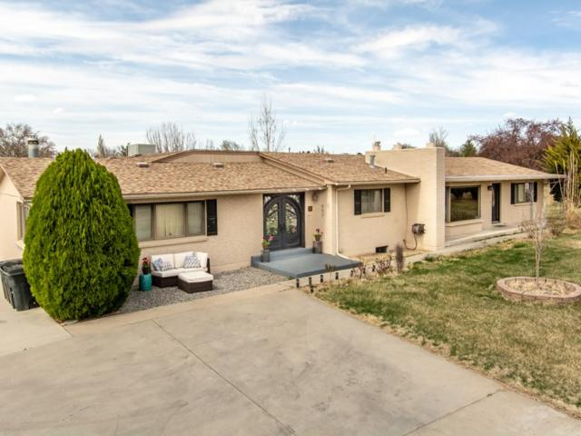 657 26 1/2 Road, Grand Junction, CO 81506 (MLS #20191745) :: The Christi Reece Group