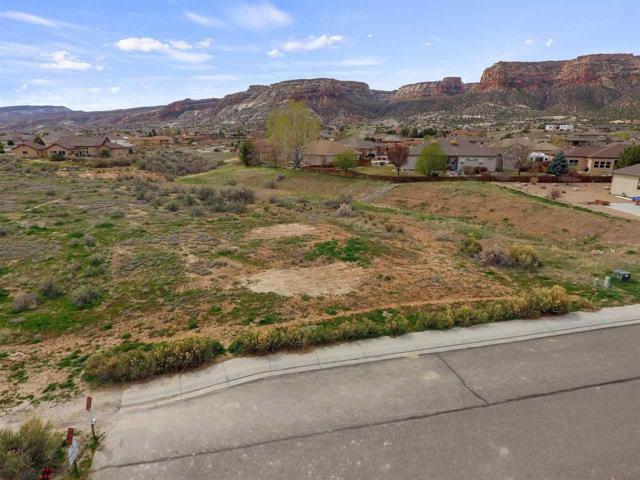2221 Canyon Rim Drive, Grand Junction, CO 81507 (MLS #20191782) :: The Joe Reed Team