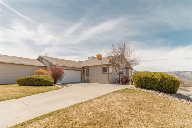 4 West Ridge Court, Battlement Mesa, CO 81635 (MLS #20191824) :: The Grand Junction Group with Keller Williams Colorado West LLC