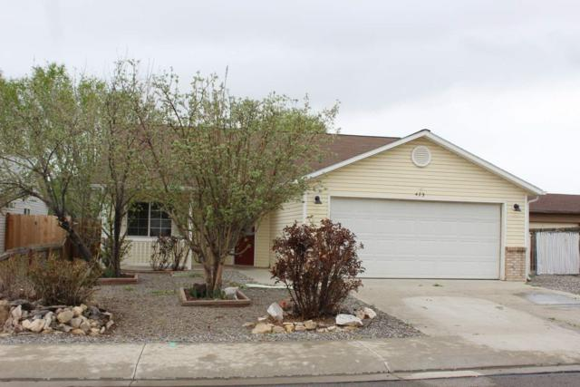 473 Gunnison Way, Grand Junction, CO 81504 (MLS #20191836) :: CapRock Real Estate, LLC