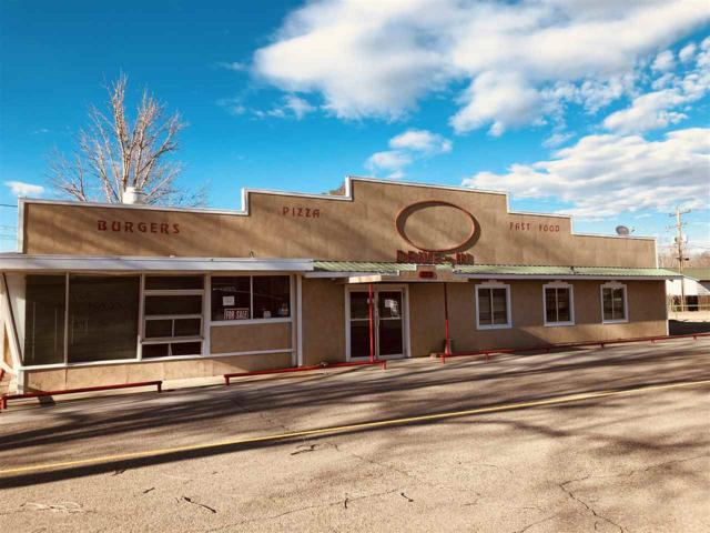 322 W Main Street, Rangely, CO 81648 (MLS #20191838) :: CapRock Real Estate, LLC
