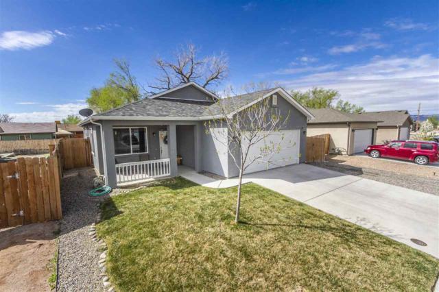 3035 Prickly Pear Drive, Grand Junction, CO 81504 (MLS #20191857) :: CapRock Real Estate, LLC