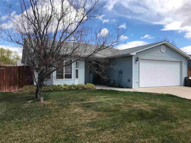 254 W Gloucester Circle, Grand Junction, CO 81503 (MLS #20191861) :: CapRock Real Estate, LLC