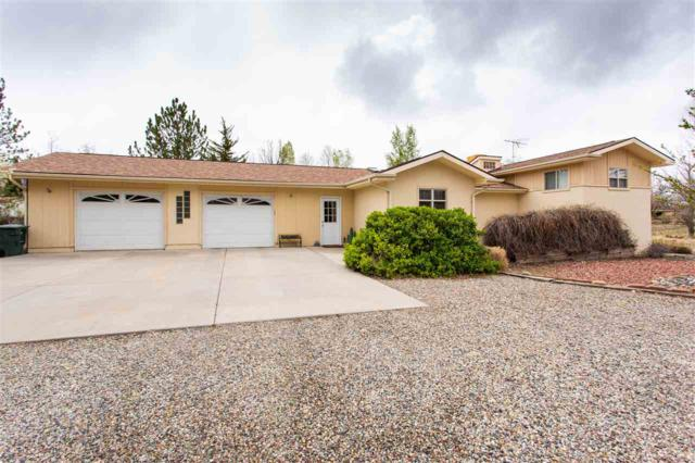 225 Camino Del Rey, Grand Junction, CO 81501 (MLS #20191874) :: The Grand Junction Group with Keller Williams Colorado West LLC
