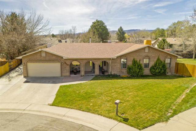 360 Rodell Drive, Grand Junction, CO 81507 (MLS #20191899) :: The Grand Junction Group with Keller Williams Colorado West LLC