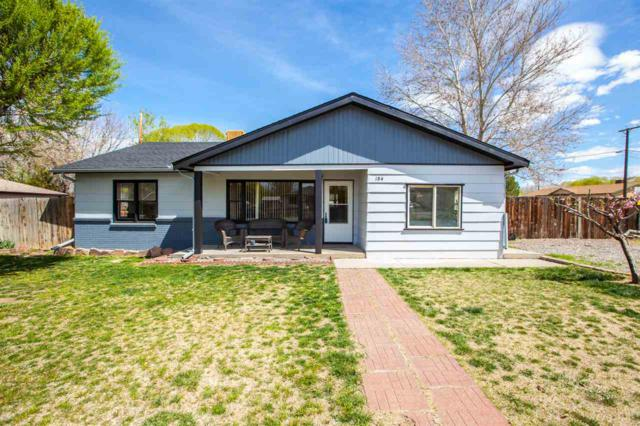 184 Lantzer Road, Grand Junction, CO 81503 (MLS #20191918) :: CapRock Real Estate, LLC