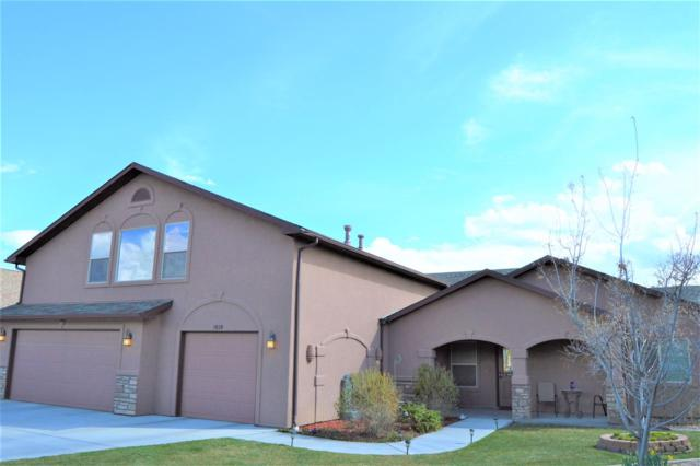 1058 Chinle Court, Fruita, CO 81521 (MLS #20191927) :: CapRock Real Estate, LLC