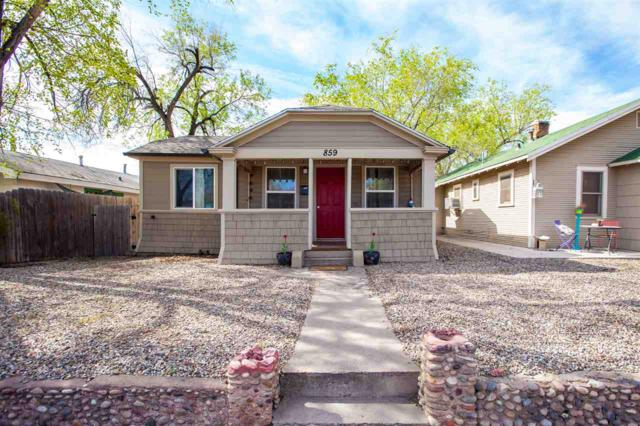 859 Teller Avenue, Grand Junction, CO 81501 (MLS #20191932) :: CapRock Real Estate, LLC