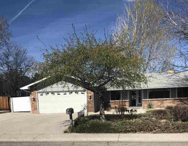 363 Rodell Drive, Grand Junction, CO 81507 (MLS #20191937) :: CapRock Real Estate, LLC