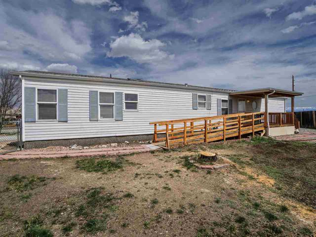 2813 S Niagara Circle, Grand Junction, CO 81501 (MLS #20191947) :: CapRock Real Estate, LLC