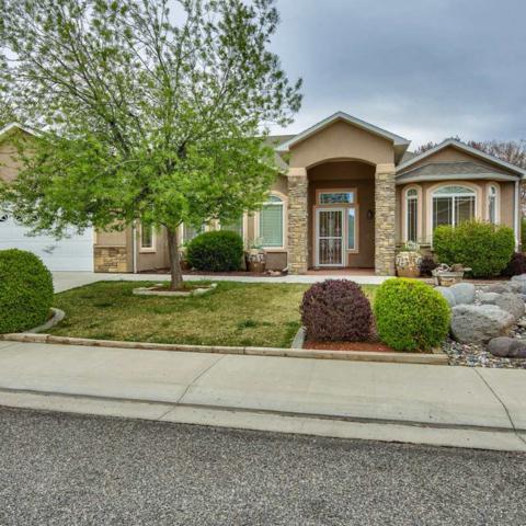 630 Sneddon Place, Grand Junction, CO 81504 (MLS #20191962) :: CapRock Real Estate, LLC