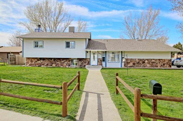 3045 E 1/4 Road, Grand Junction, CO 81504 (MLS #20191966) :: CapRock Real Estate, LLC