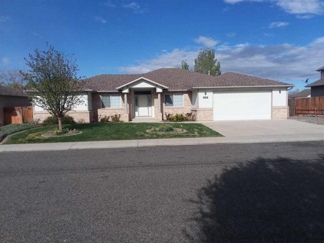645 W Pagosa Drive, Grand Junction, CO 81506 (MLS #20191972) :: CapRock Real Estate, LLC