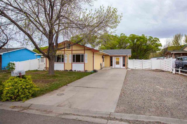 3277 San Felipe Avenue, Grand Junction, CO 81520 (MLS #20191982) :: CapRock Real Estate, LLC