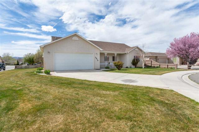 2876 Vista Mar Court, Grand Junction, CO 81503 (MLS #20191988) :: CapRock Real Estate, LLC