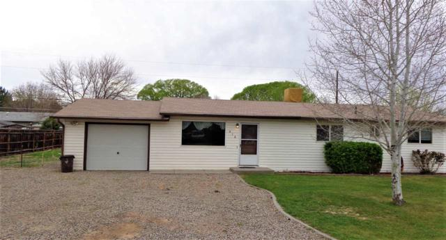 618 32 Road, Clifton, CO 81520 (MLS #20191992) :: CapRock Real Estate, LLC