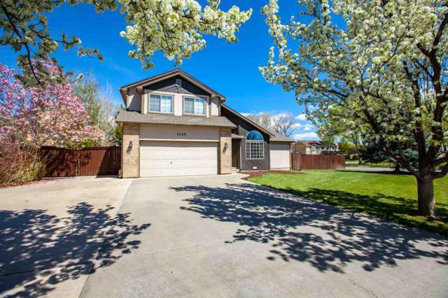 2558 G 3/8 Road, Grand Junction, CO 81505 (MLS #20191993) :: CapRock Real Estate, LLC