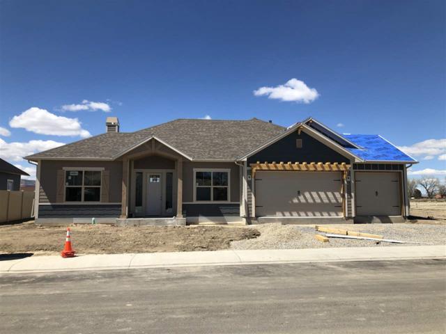 815 Apple Glen Drive, Grand Junction, CO 81505 (MLS #20191996) :: CapRock Real Estate, LLC