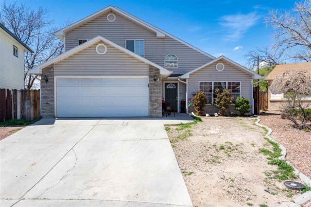 429 Dover Court, Grand Junction, CO 81504 (MLS #20191997) :: CapRock Real Estate, LLC