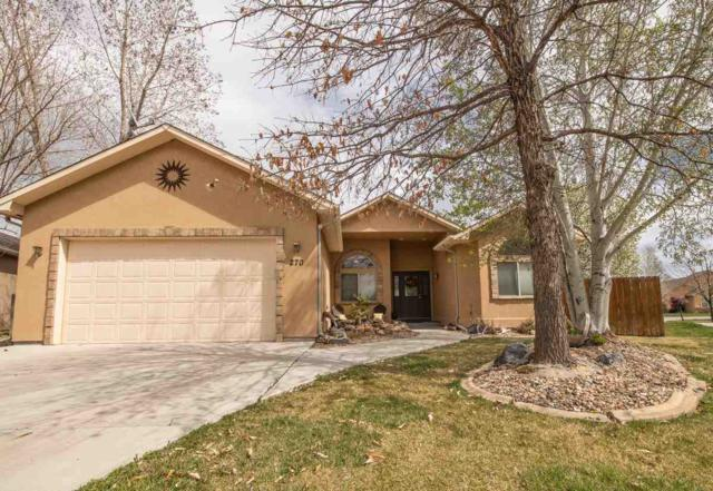 270 S Bookcliff Court, Fruita, CO 81521 (MLS #20191999) :: The Grand Junction Group with Keller Williams Colorado West LLC