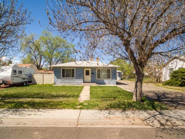 1401 N 18th Street, Grand Junction, CO 81501 (MLS #20192003) :: CapRock Real Estate, LLC