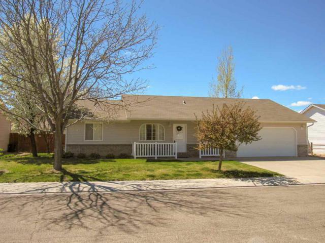 2535 Brenna Way, Grand Junction, CO 81505 (MLS #20192008) :: CapRock Real Estate, LLC