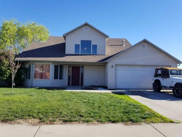 3141 D 3/4 Road, Grand Junction, CO 81504 (MLS #20192016) :: CapRock Real Estate, LLC