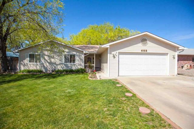 653 Welig Court, Grand Junction, CO 81504 (MLS #20192019) :: CapRock Real Estate, LLC