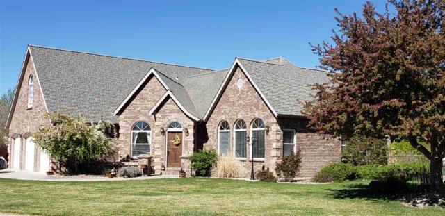 2542 Falls View Circle, Grand Junction, CO 81505 (MLS #20192026) :: CapRock Real Estate, LLC