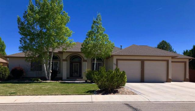 700 Tranquil Trail, Grand Junction, CO 81507 (MLS #20192029) :: CapRock Real Estate, LLC