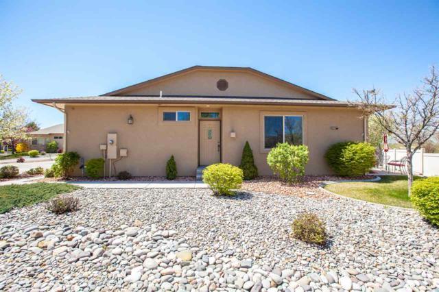 739 Woodridge Court, Grand Junction, CO 81505 (MLS #20192030) :: CapRock Real Estate, LLC