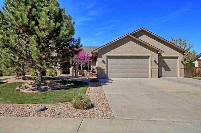 2064 Pannier Court, Grand Junction, CO 81507 (MLS #20192033) :: CapRock Real Estate, LLC