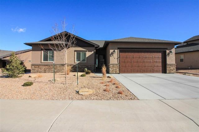210 Hideaway Lane, Grand Junction, CO 81503 (MLS #20192056) :: The Grand Junction Group with Keller Williams Colorado West LLC