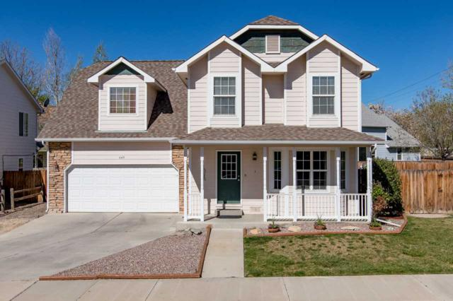649 Irish Walk, Grand Junction, CO 81504 (MLS #20192058) :: The Grand Junction Group with Keller Williams Colorado West LLC