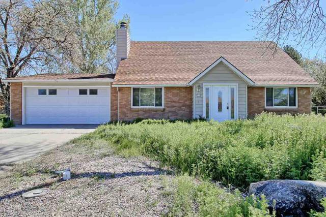 584 Mcmullin Drive, Grand Junction, CO 81504 (MLS #20192066) :: CapRock Real Estate, LLC