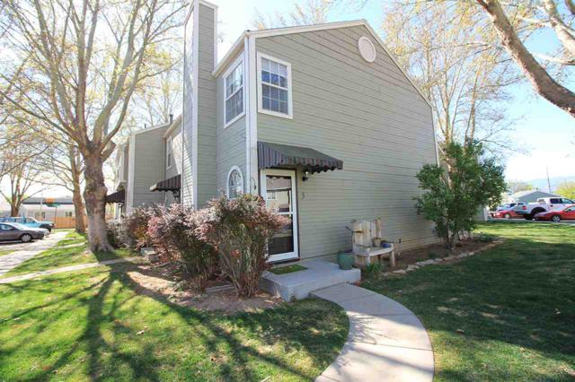 257 Coventry Court #5, Grand Junction, CO 81503 (MLS #20192076) :: The Grand Junction Group with Keller Williams Colorado West LLC