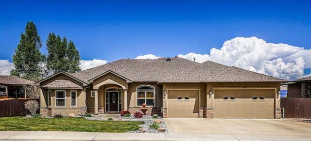 2052 Baseline Drive, Grand Junction, CO 81507 (MLS #20192085) :: CapRock Real Estate, LLC