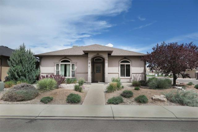 414 1/2 Bear Dance Drive, Grand Junction, CO 81504 (MLS #20192097) :: The Grand Junction Group with Keller Williams Colorado West LLC