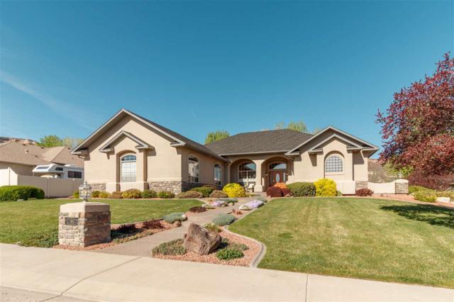 383 Granite Falls Way, Grand Junction, CO 81507 (MLS #20192129) :: CapRock Real Estate, LLC