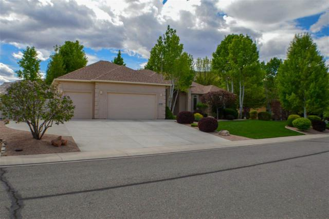 2187 Overlook Road, Grand Junction, CO 81507 (MLS #20192256) :: The Grand Junction Group with Keller Williams Colorado West LLC