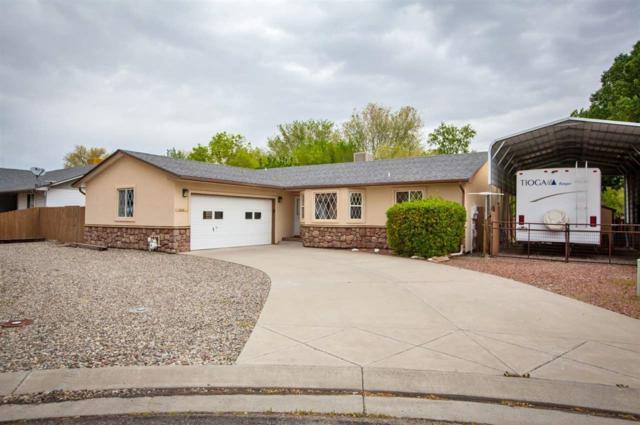 3119 Pine Cone Court, Grand Junction, CO 81504 (MLS #20192279) :: The Grand Junction Group with Keller Williams Colorado West LLC