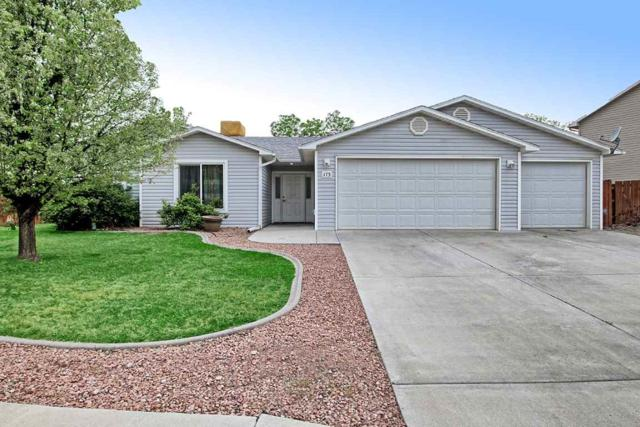 173 Park Street, Fruita, CO 81521 (MLS #20192283) :: The Grand Junction Group with Keller Williams Colorado West LLC