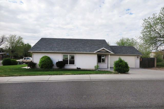 2907 Pinyon Avenue, Grand Junction, CO 81504 (MLS #20192293) :: The Grand Junction Group with Keller Williams Colorado West LLC