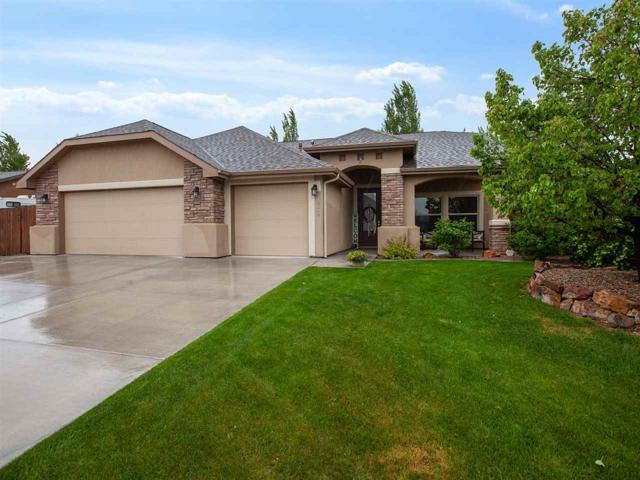 1724 Powis Lane, Fruita, CO 81521 (MLS #20192312) :: The Grand Junction Group with Keller Williams Colorado West LLC