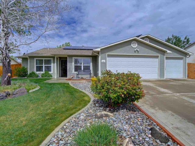 247 Park Street, Fruita, CO 81521 (MLS #20192320) :: The Grand Junction Group with Keller Williams Colorado West LLC