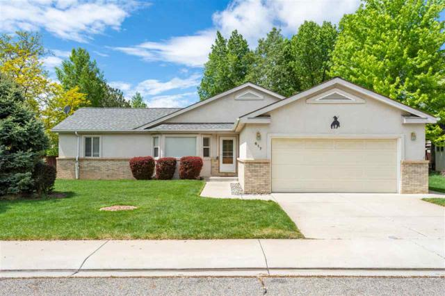 617 Shadowbrook Drive, Grand Junction, CO 81504 (MLS #20192330) :: The Grand Junction Group with Keller Williams Colorado West LLC