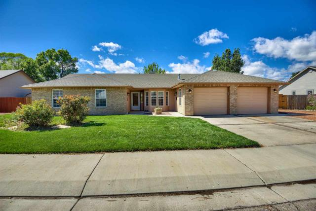 2545 Westwood Drive, Grand Junction, CO 81505 (MLS #20192345) :: The Grand Junction Group with Keller Williams Colorado West LLC
