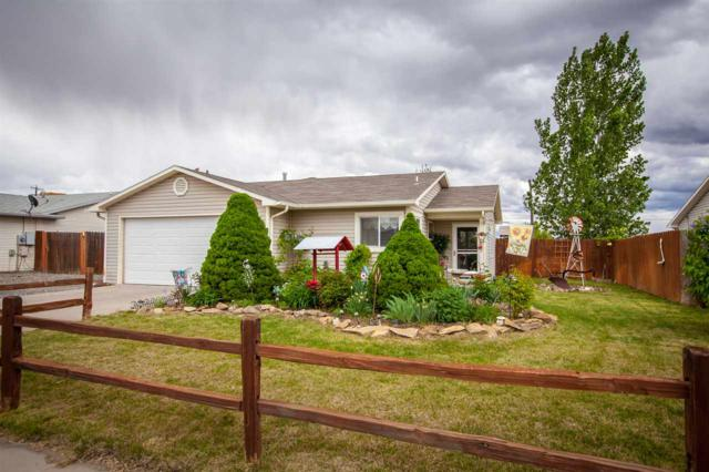3155 Goldeneye Avenue, Grand Junction, CO 81504 (MLS #20192350) :: The Grand Junction Group with Keller Williams Colorado West LLC