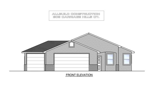 308 Carriage Hills Court, Grand Junction, CO 81503 (MLS #20192413) :: The Grand Junction Group with Keller Williams Colorado West LLC