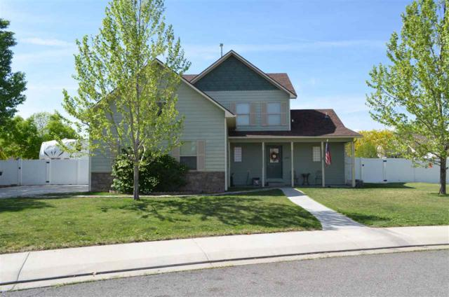 2869 Emily Drive, Grand Junction, CO 81503 (MLS #20192423) :: The Grand Junction Group with Keller Williams Colorado West LLC
